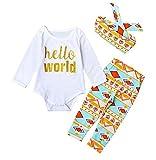 Best Chaquetas de invierno de Carter para los muchachos - koly Bebé recién nacido Girls Top mamelucos + Review