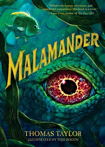 Malamander (The Legends of Eerie-on-Sea)