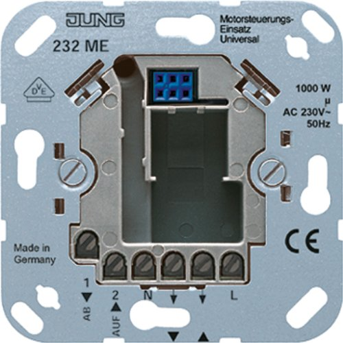 Preisvergleich Produktbild Jung 232ME Motor-Steuerungs-Einsatz Universal