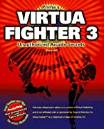 Virtua Fighter 3 - Unauthorized Arcade Secrets de Simon Hill