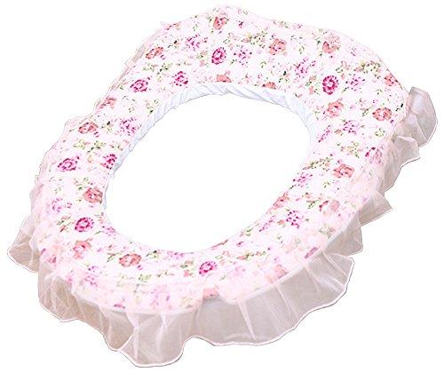 accessori-bagno-toilet-seat-pad-copertura-closestool-mat-lavabile-lace-toilet-seat-rosa