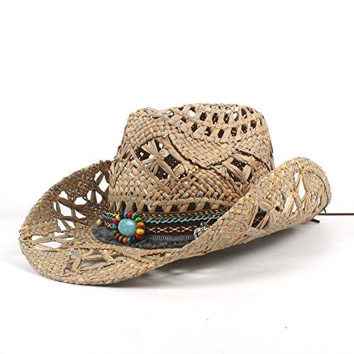 SCSY-Sombrero Sombrero de Fedora de Moda para Mujeres Caballero Elegante  Lady Cloche Wide Brim f5974f58f94