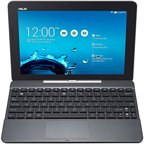 Asus TF303CL-1D024A 25,6 cm (10,1 Zoll Full HD) Tablet-PC (Intel Atom Z3745, 1,3GHz, 2GB RAM, 16GB HDD, Android, Touchscreen, IPS Display) blau (Zoll Asus Android Tablet 10)