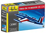 Heller 80220  - Fouga Magister CM 170