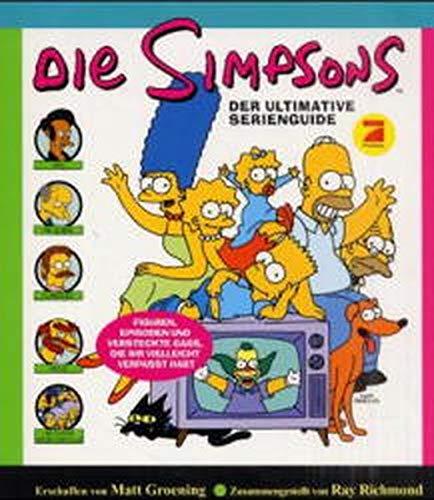 Simpsons Comics. Sonderbände: Die Simpsons. Der ultimative Serienguide 1