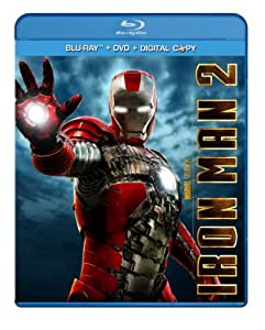 Iron Man 2 [Blu-ray] [2010] [US Import]