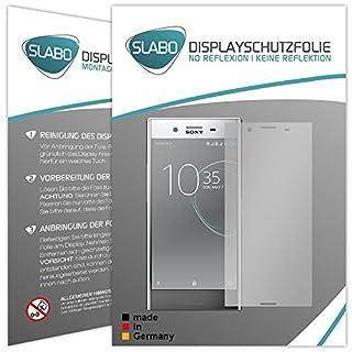 Slabo 4 x screen protector for Sony Xperia XZ Premium protection film protectors No Reflexion MATTE