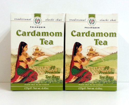 Palanquin Cardamom Tea (2 boxes)