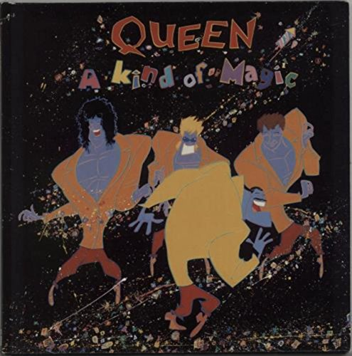 A kind of magic (1985/86) [Vinyl LP]
