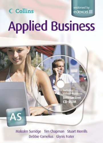 Collins Applied Business – AS for EDEXCEL Student's Book