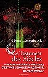 Image de Le Testament des Siècles