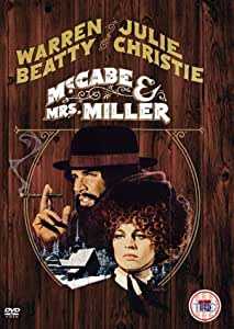 Mccabe And Mrs Miller [DVD] [1971]