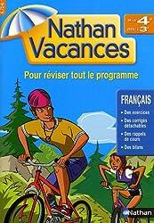 Français : De la 4e vers la 3e