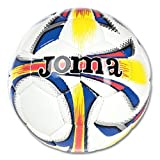 JOMA FUTSAL-PRO SOCCER BALL FIFA WHITE-YELLOW T62