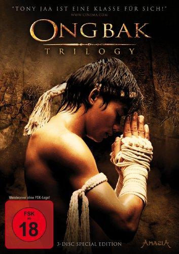 Bild von Ong-bak Trilogy (3 Discs) [Special Edition]