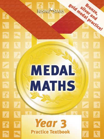 Medal Maths Practice Textbook Year 3
