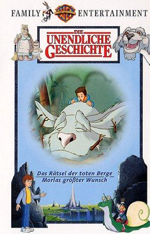 Preisvergleich Produktbild Die unendliche Geschichte 2: Das Rätsel der Toten Berge / Morlas größter Wunsch [VHS]