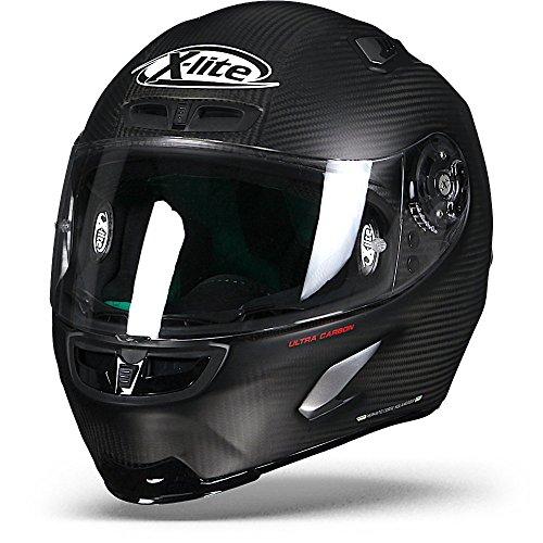Helm X-Lite x-803Ultra Carbon Puro–2Flat Carbon S