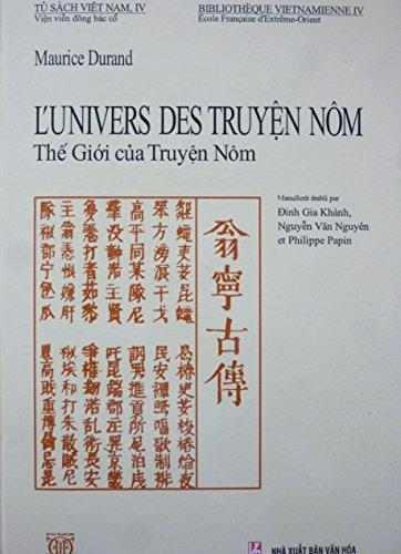 L'univers des Truyen Nom : The Gioi cua Truyen Nom