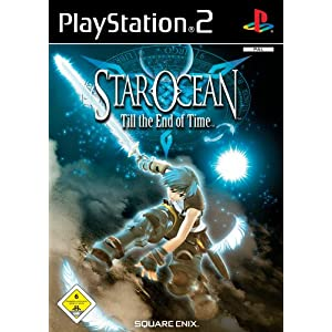 Star Ocean – Till the End of Time