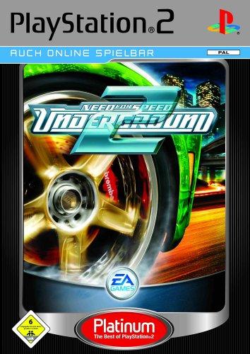 Need for Speed: Underground 2 [Platinum]