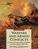 Warfare and Armed Conflicts: A Statistical Encyclopedia of Casualty and Other Figures, 1492-2015