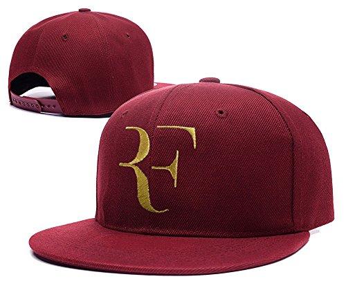 Debang roger federer logo adjustable snapback caps the best Amazon ... 951f8419f42