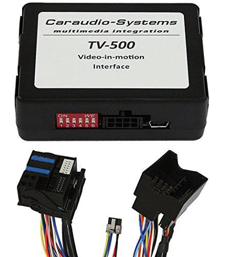 Caraudio-Systems TF-NBT Video Freischaltung passend für BMW Professional NBT F-Serie 1er (F20/F21), 3er (F30/F31/F32/F33), 5er (F10/F11), 7er (F01/F02) schwarz/silber