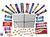 Large British Chocolate Selection Gift Box [Gift Wrapped]...