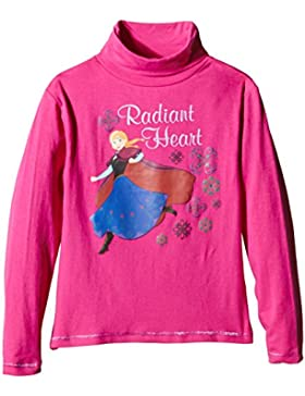 Disney ROLL NECK-Camiseta Niñas,