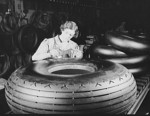 Classic Auto Industry & Car Tire Advertising Films DVD: Automobile Tires Commercials -
