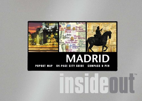 Madrid (InsideOut City Guides)