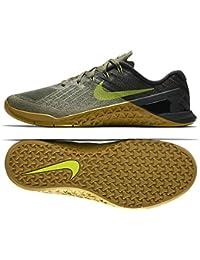 Nike metcon 3, MEDIUM OLIVE/BRIGHT CACTUS, 45