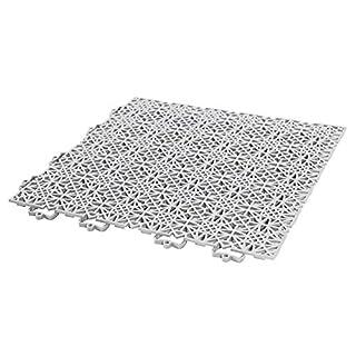 Andiamo Plastic Floor Tiles (Fiese 38x 38cm Set Consisting of 71m²