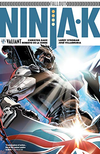 Ninja-K Vol. 3: Fallout Vol. 3 (English Edition) eBook ...
