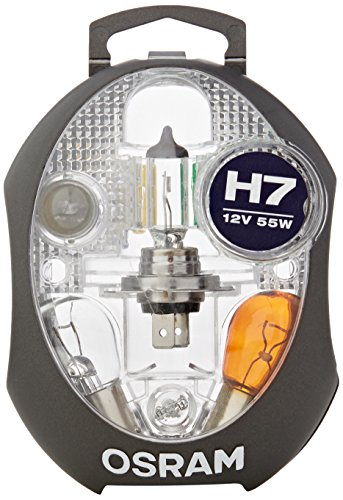 Osram Ersatzlampenbox, CLKM H7, CLKM H7, 12V, Minibox