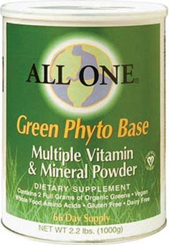 Preisvergleich Produktbild ALL ONE ALL ONE GREEN PHYTO,  2.2 LB by All One