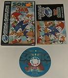 Sonic Jam (Sega Saturn) gebr -