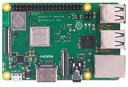 Amazon.es - Raspberry Pi 3 Model B+ Board