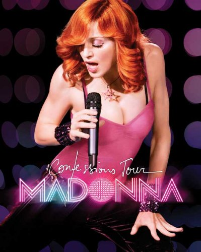Madonna: The Confessions Tour Live from London Poster (11 x 17 Inches - 28cm x 44cm) (2006) Style A