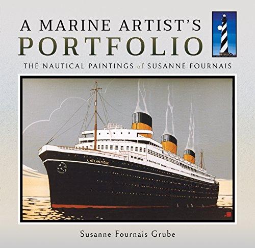 Marine Artist's Portfolio por Susanne Fournais Grube