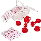 Furtwängler Picknickkorb Tee Set 17-teilig