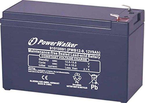 BlueWalker PWB12-9 - UPS batteries (Sealed Lead Acid (VRLA), -15-50 °C)