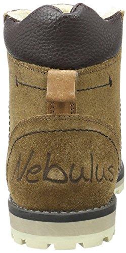 Nebulus Winterboots Walker, Bottes courtes  homme Marron - Braun (Braun 004)