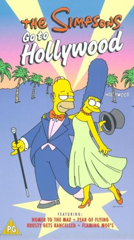 the-simpsons-the-simpsons-go-to-hollywood-vhs-1990