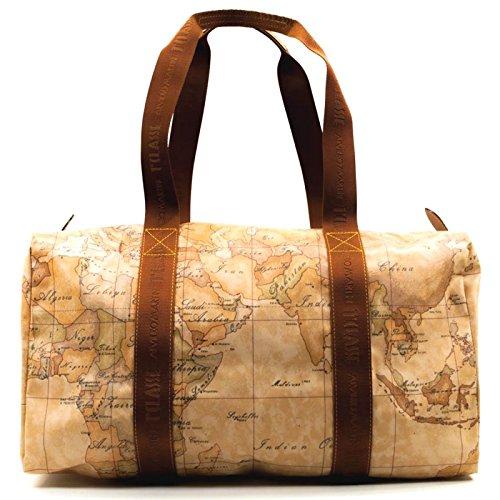 Alviero Martini Medium Travel Bag Natural