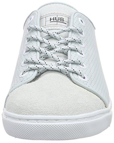 Hub Otsu nubuck L Perf, Sneaker femme Bleu - Blau (ice flow/wht 068)