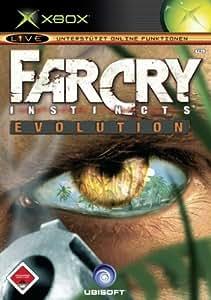 Far Cry Instincts Evolution