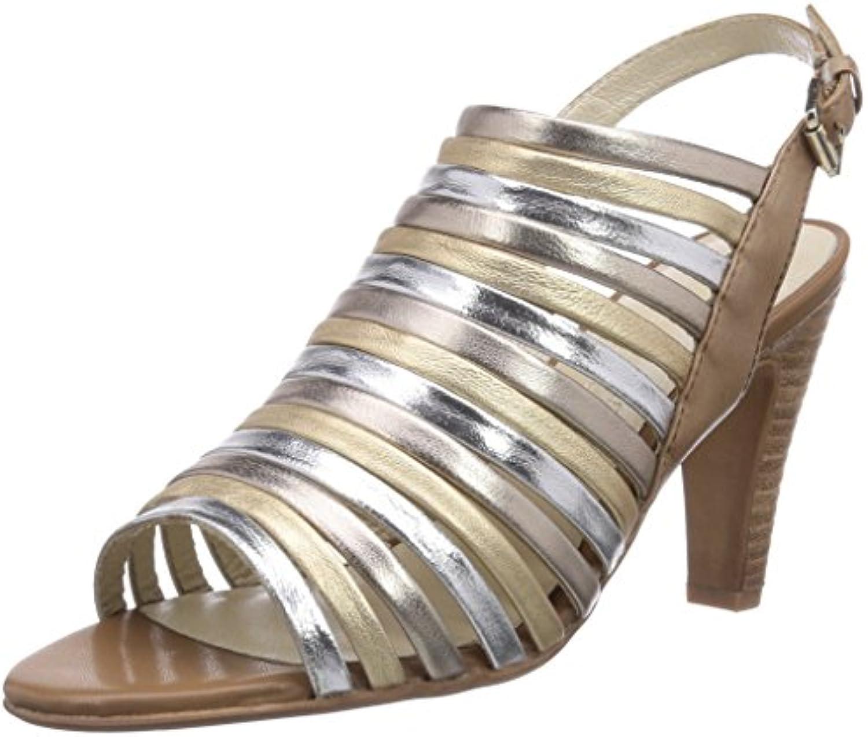 GERRY WEBER Shoes Sascha 05 Damen Slingback Sandalen