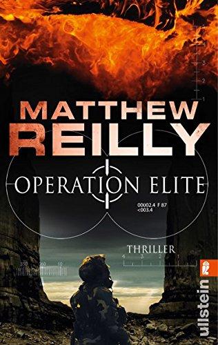 Operation Elite (Ein Scarecrow-Thriller, Band 3) (Wurfmesser Alle)